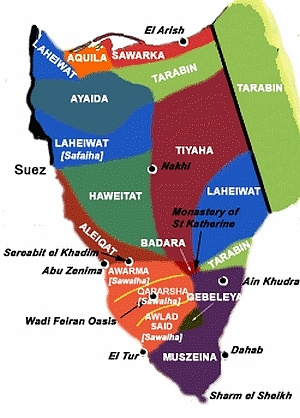 bedouin-tribes-map-sinai