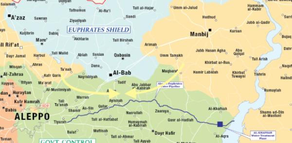 Курды. Наступление