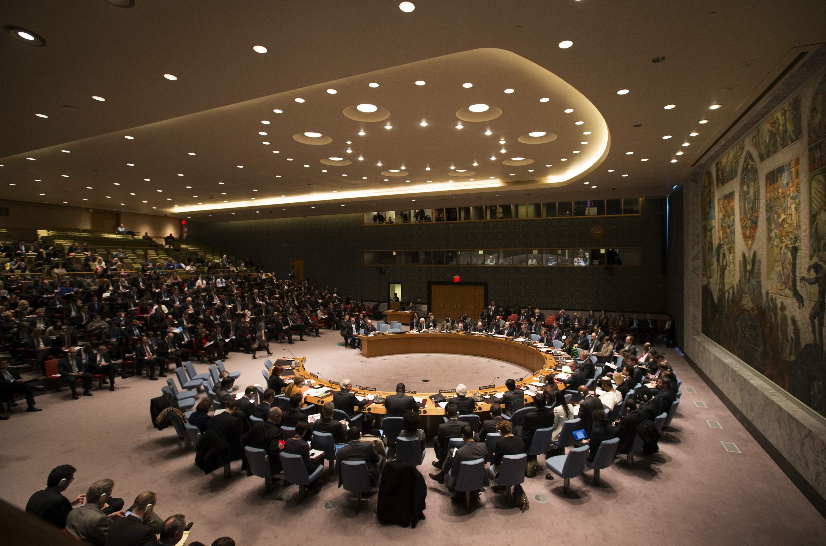 ООН создавалась для предотвращения Третьей мировой войны