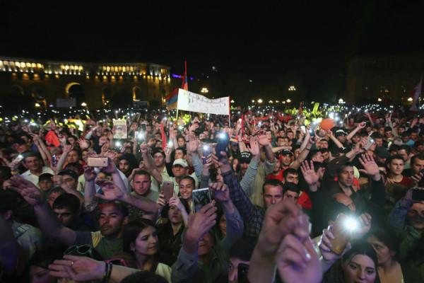 ереван протести 2 БТА