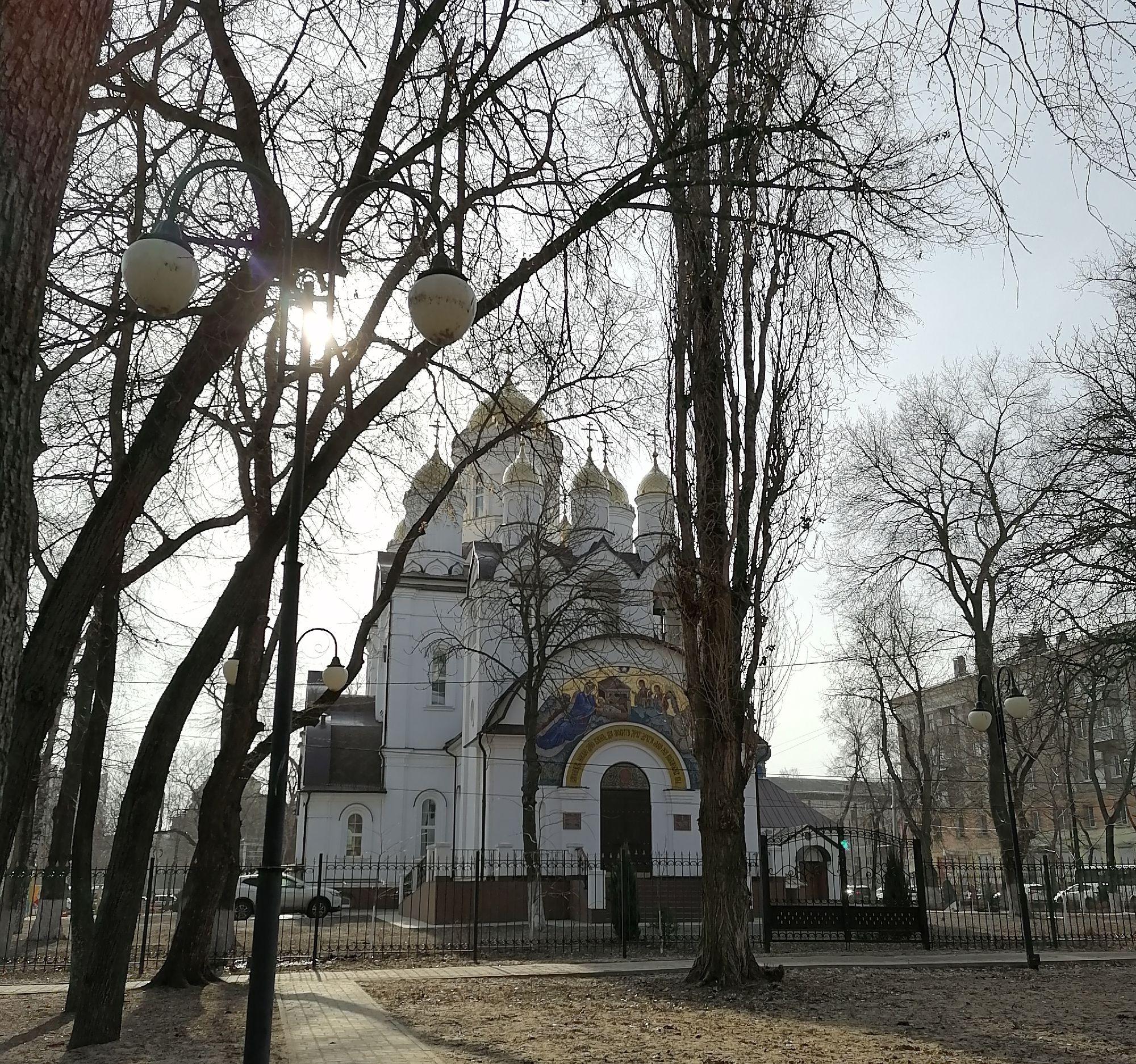 Храм Рождества Христова г.Воронеж