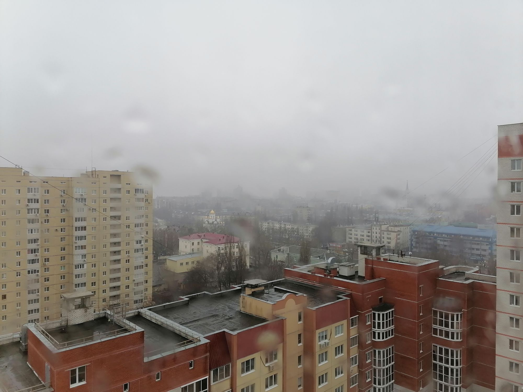 Вид из окна сейчас