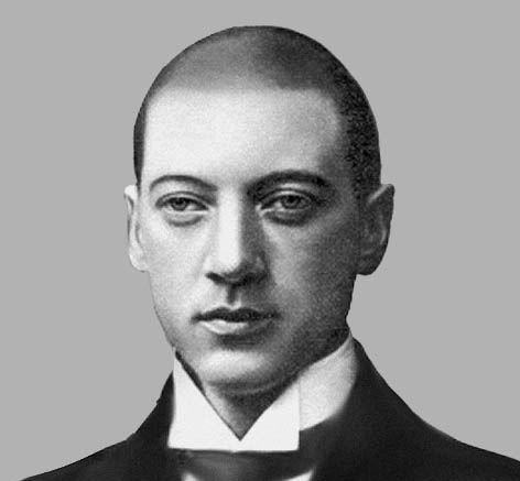 Н. С. Гумилёв (1886-1921г.г.)