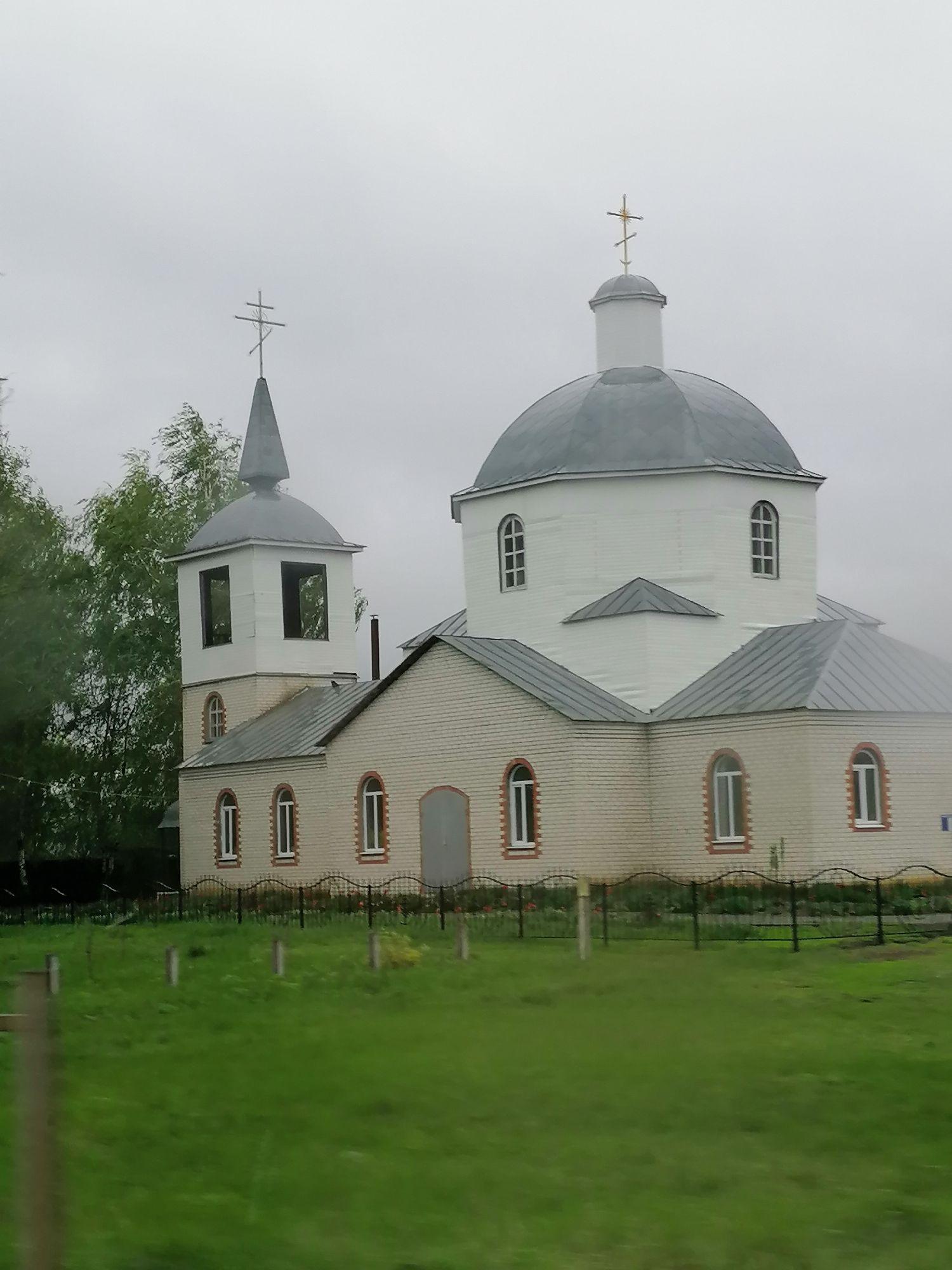 Храм в Листопадовке