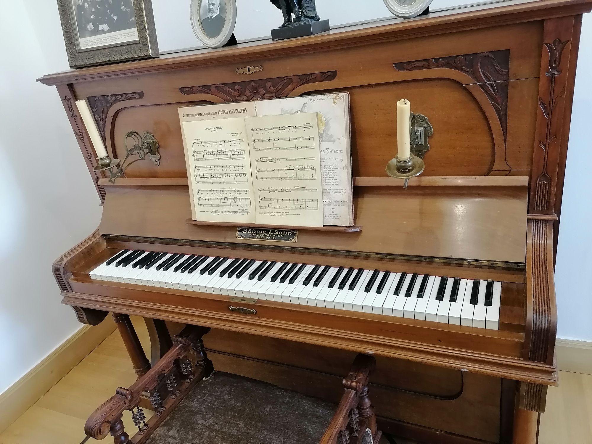 """""""О, пианино, я поиграю?""""- спросил сын и бросился к инструменту"""