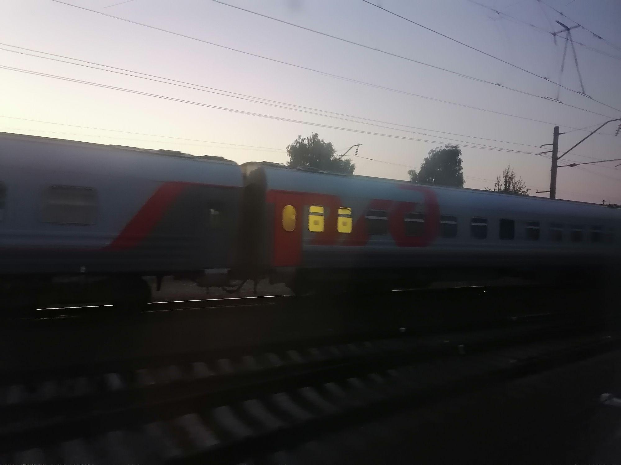 Поезд 137/138  Саратов-Москва
