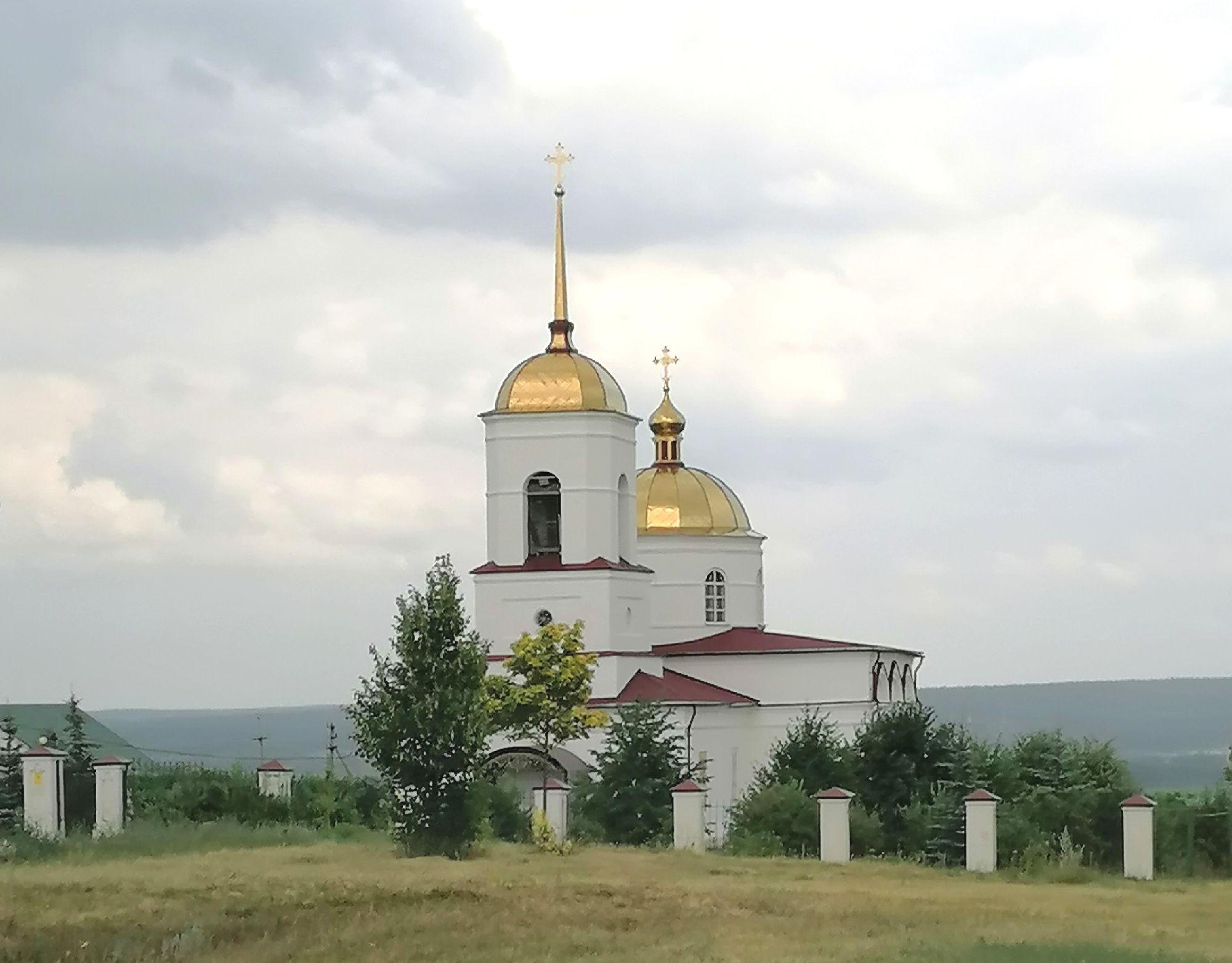 Церковь Параскевы Пятницы в Болховском (Липецкая обл)