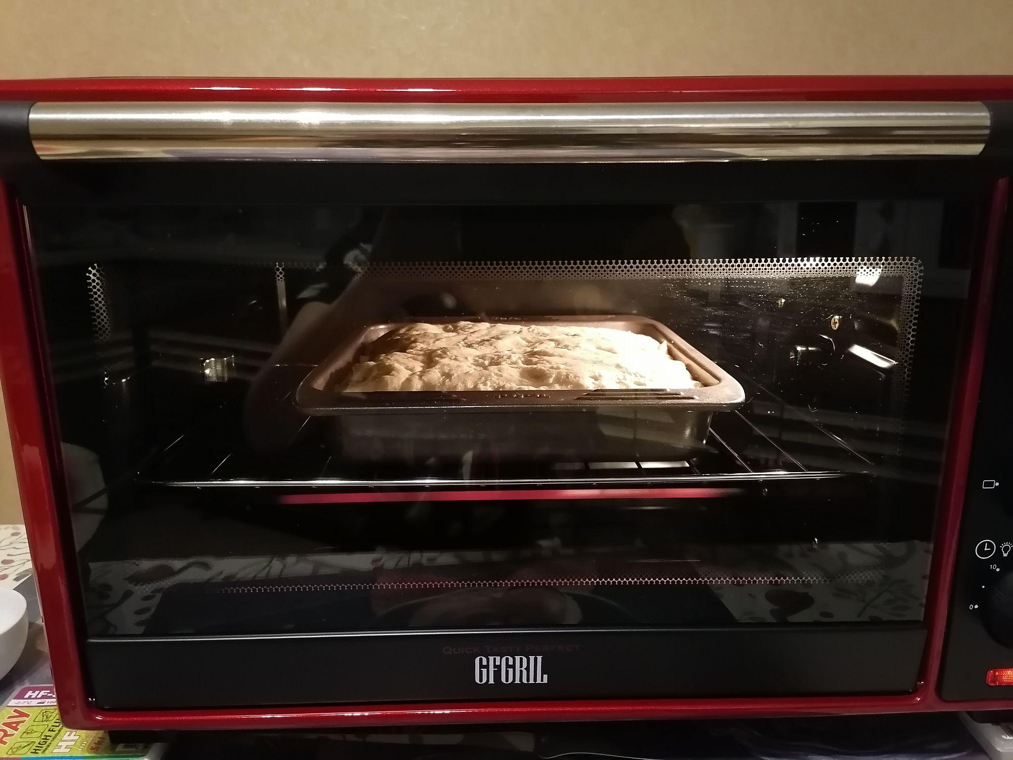 Пока печётся пирог (с картофелем и мясом индейки)