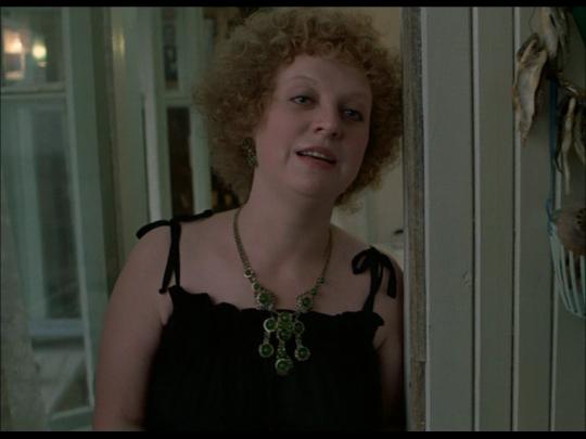"С.Крючкова, кадр из фильма ""Родня""."