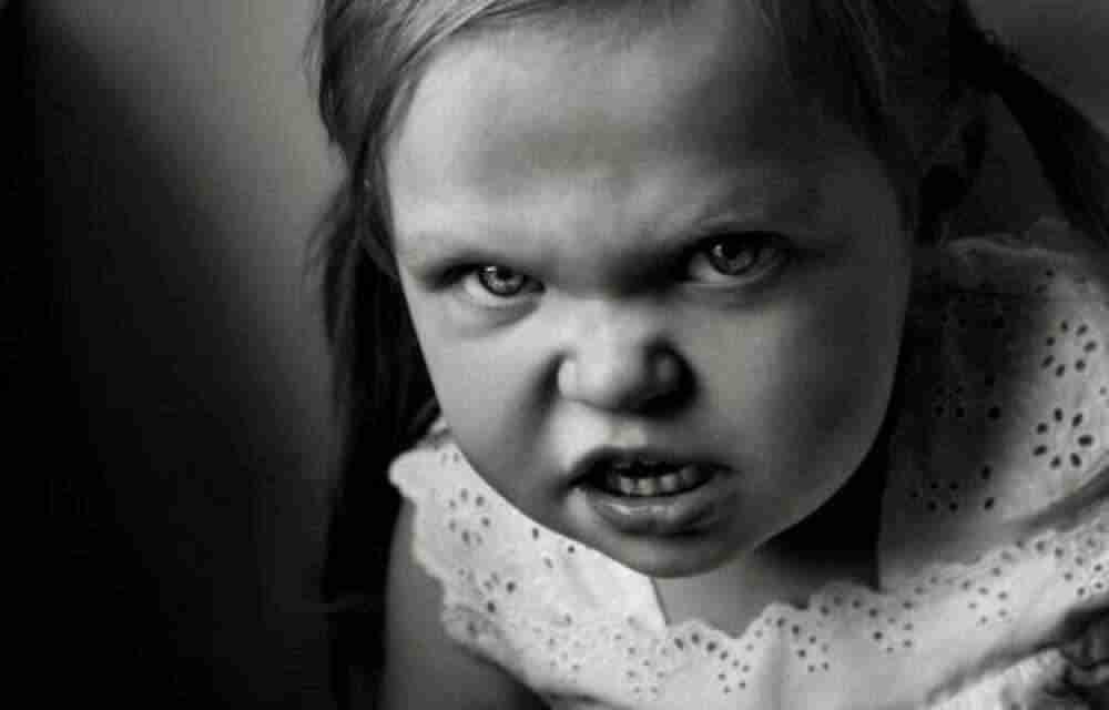 агрессия детей
