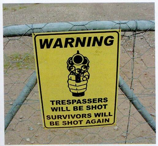 Stop border