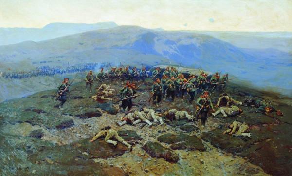 Сражение на реке Шахэ (1904) 9-й пехотный Ингерманландский Императора Петра I полк