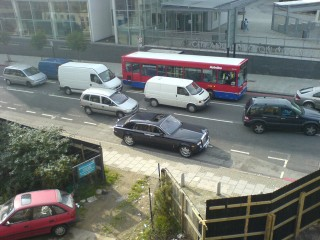 Alan Sugar's Rolls Royce!