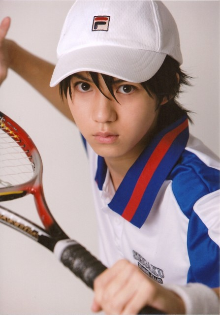 OOO photosets + tenimyu photosets - This is a L