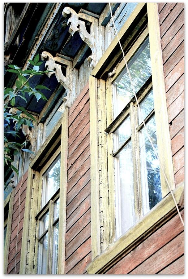 Окна. Резьба. 29