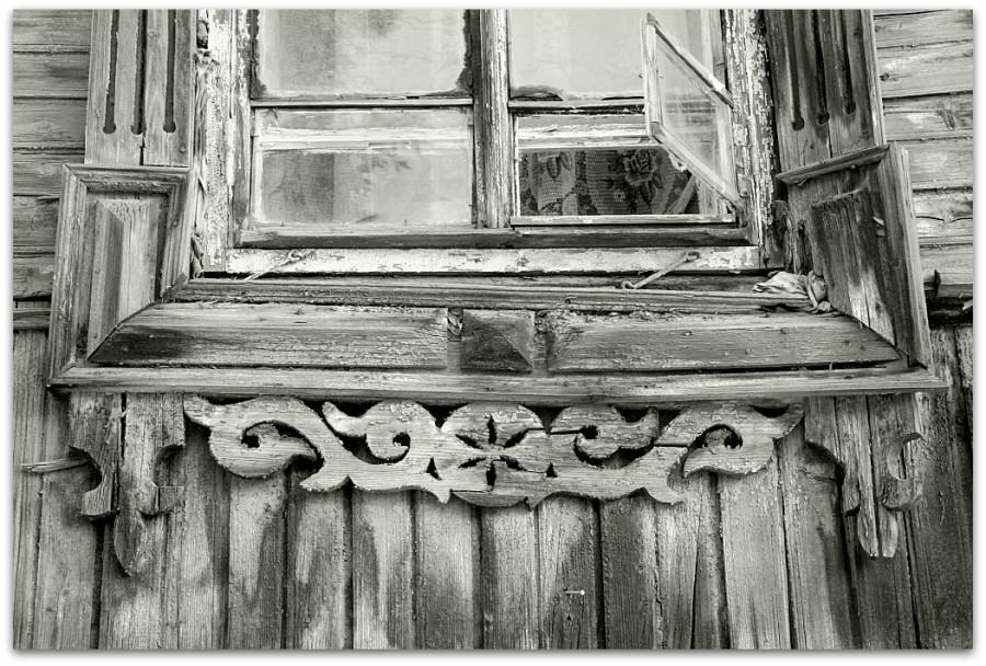 Окна. Резьба. 12