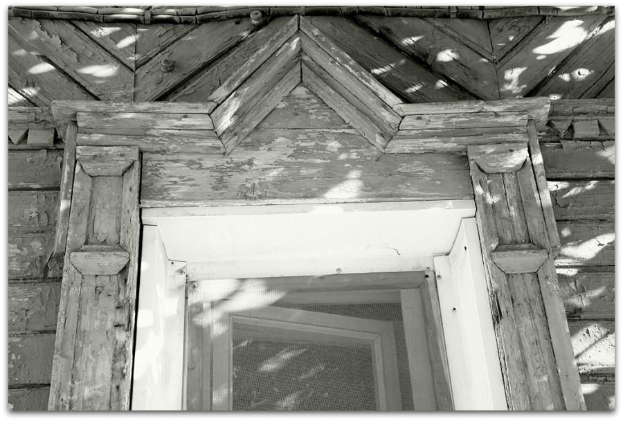 Окна. Резьба. 61