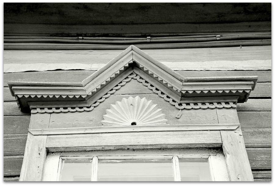 Окна. Резьба. 122