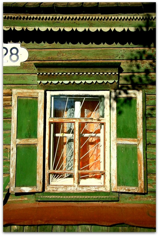 Окна. Резьба. 17