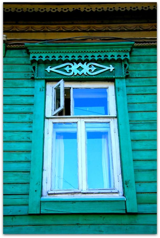 Окна. Резьба. 23