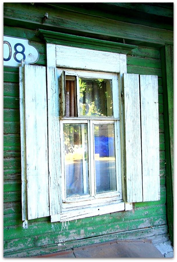 Окна. Резьба. 38