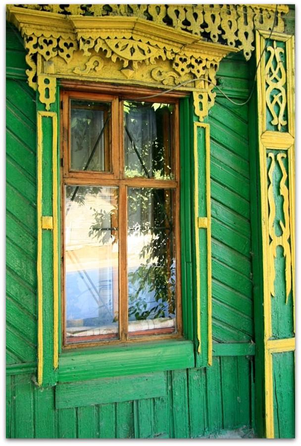 Окна. Резьба. 39