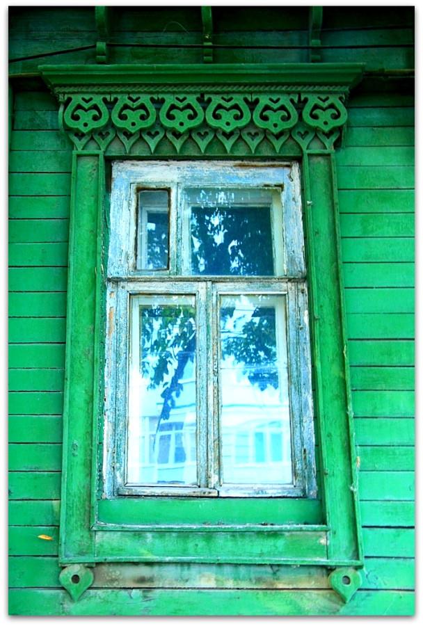 Окна. Резьба. 67