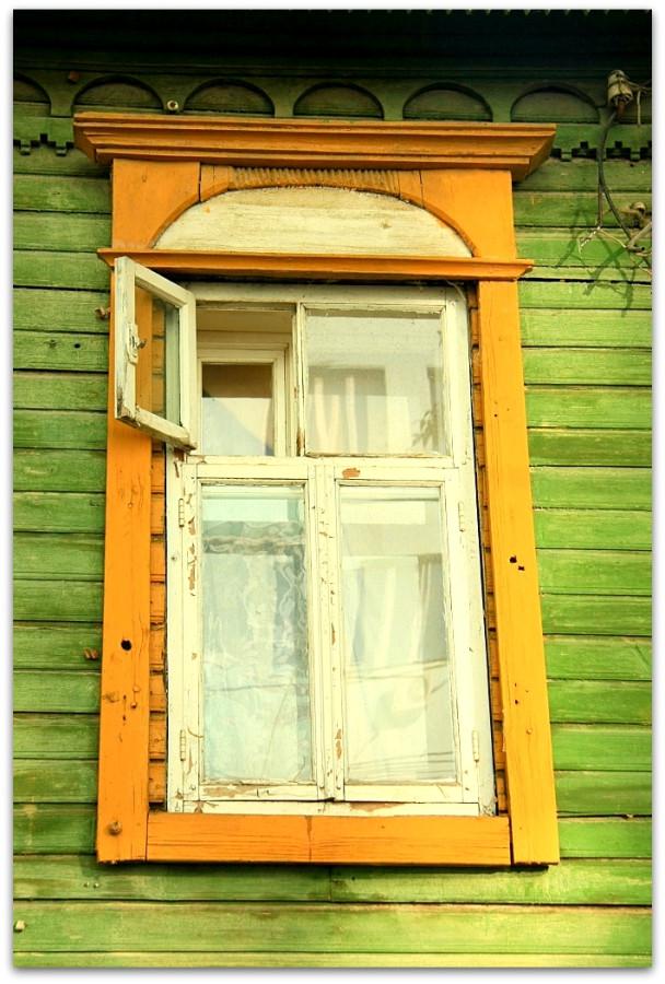 Окна. Резьба. 72