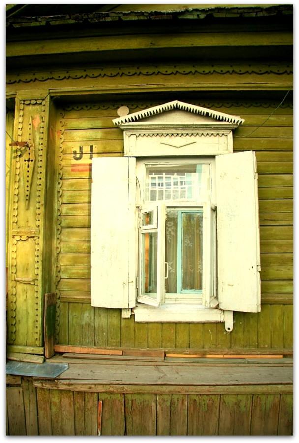 Окна. Резьба. 73