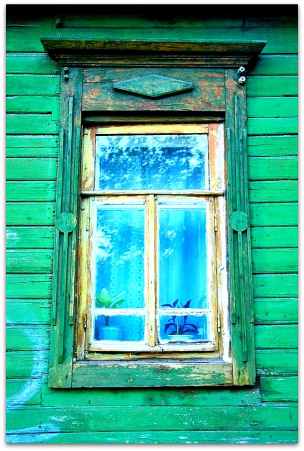 Окна. Резьба. 86