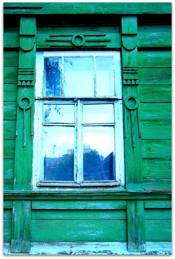 Окна. Резьба. 87