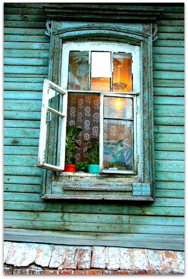 Окна. Резьба. 90