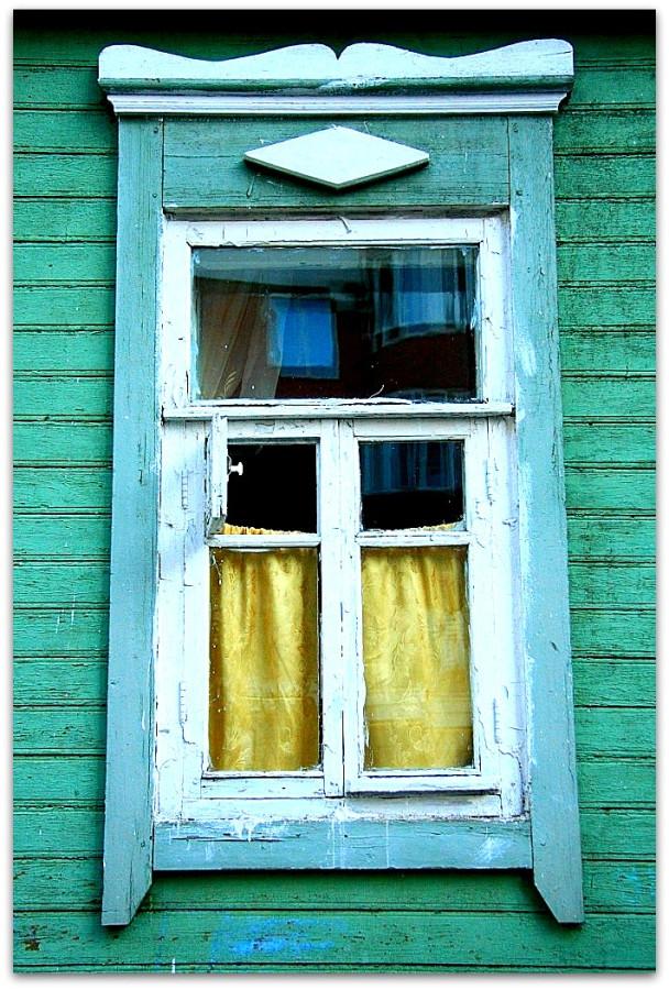 Окна. Резьба. 91