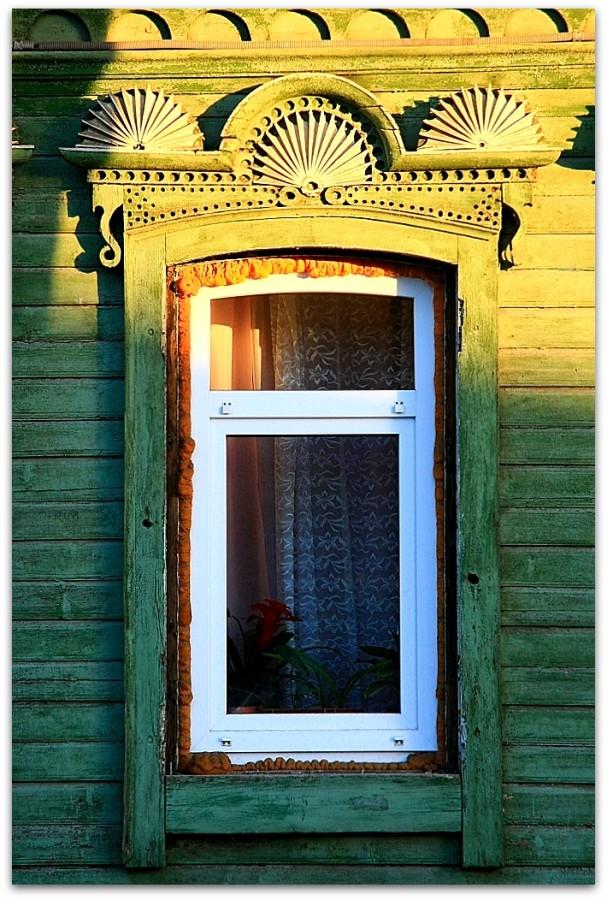 Окна. Резьба. 121