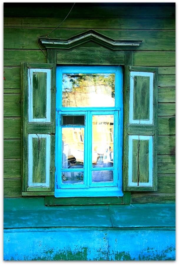Окна. Резьба. 27