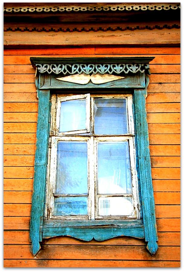 Окна. Резьба. 28