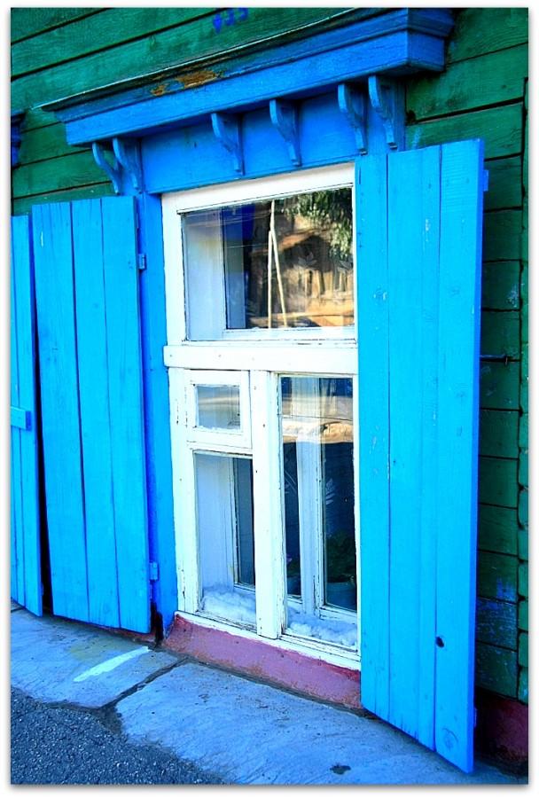 Окна. Резьба. 33