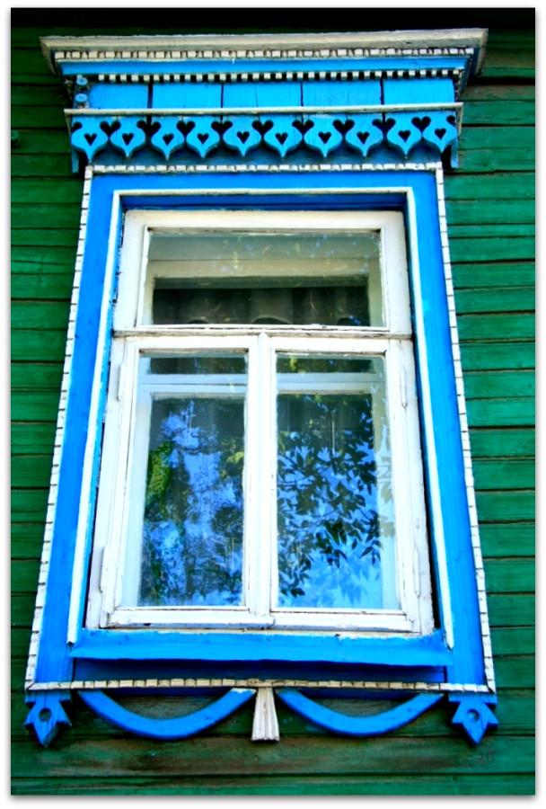 Окна. Резьба. 34