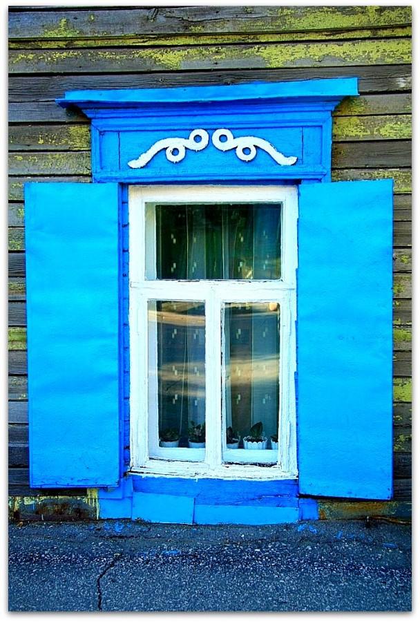Окна. Резьба. 35