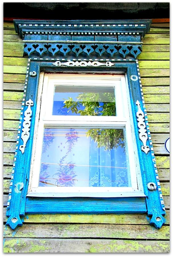 Окна. Резьба. 36