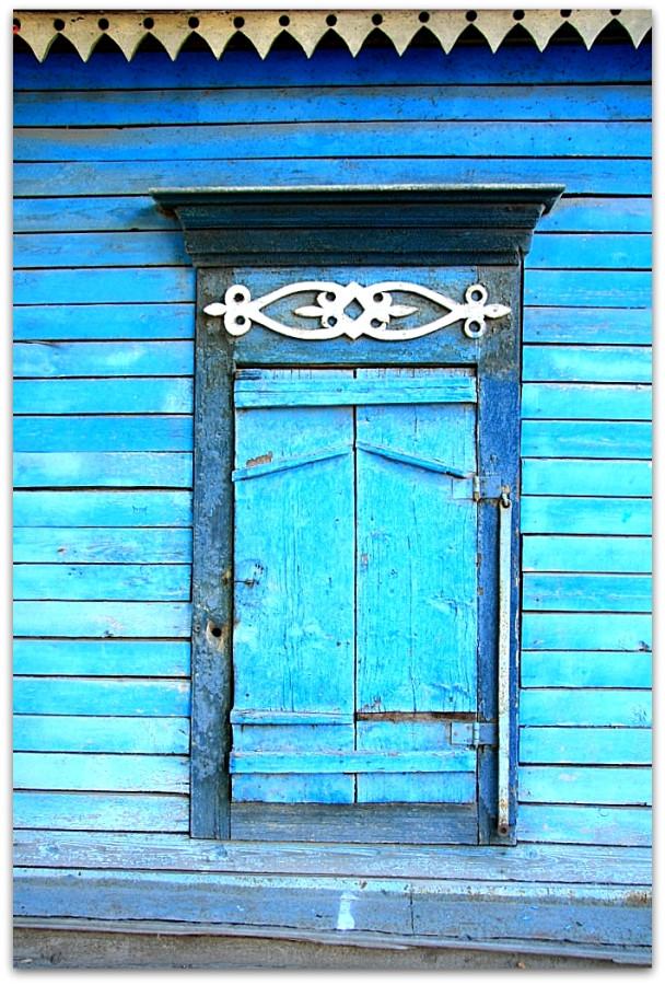 Окна. Резьба. 37