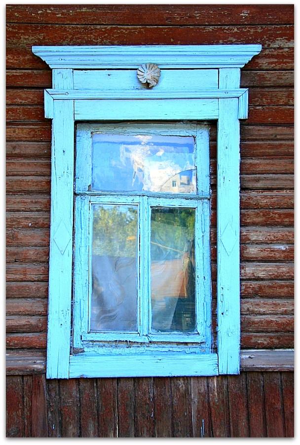 Окна. Резьба. 42