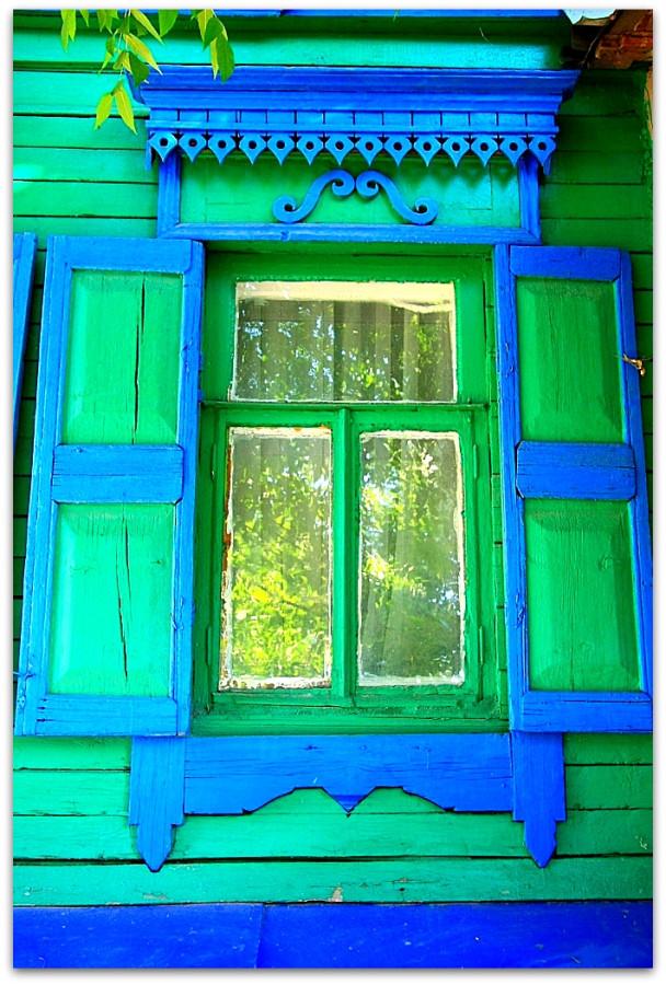Окна. Резьба. 51