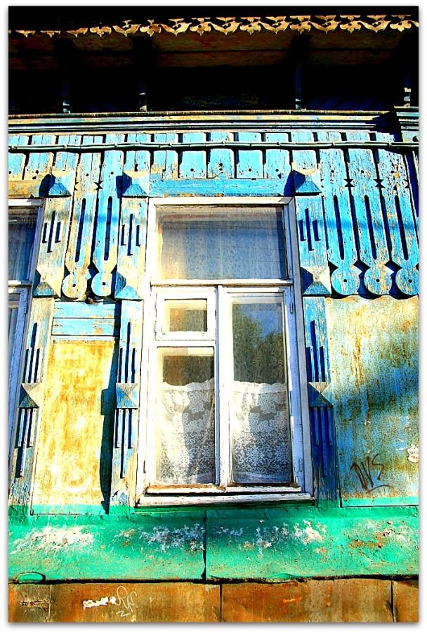 Окна. Резьба. 54