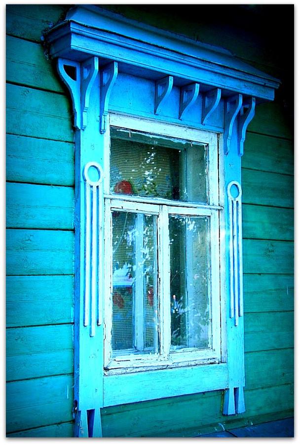 Окна. Резьба. 68