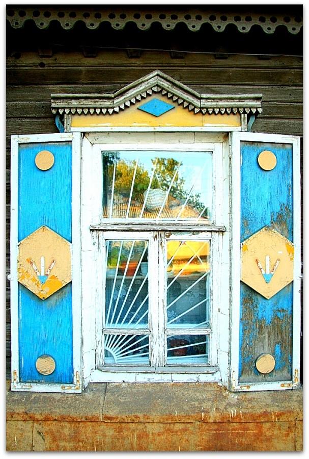 Окна. Резьба. 114