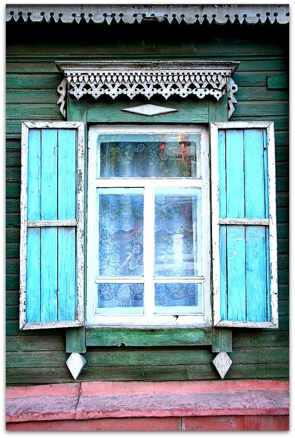 Окна. Резьба. 129