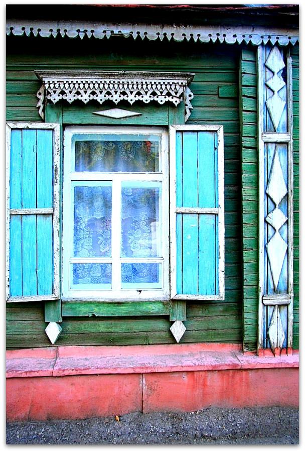 Окна. Резьба. 130