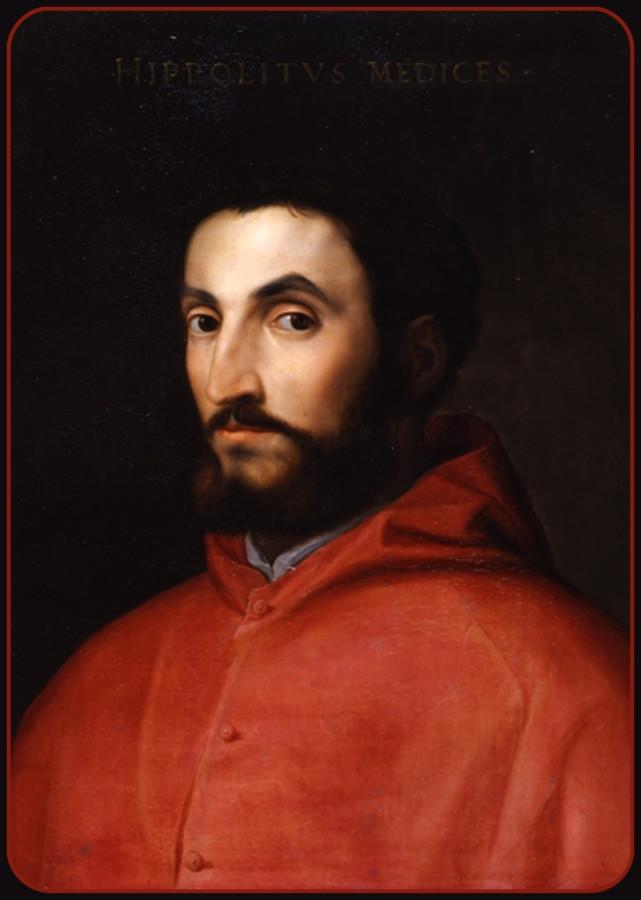 """Ippolito_de""""_Medici"""