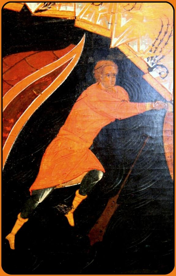 Второстепенные персонажи икон. 062